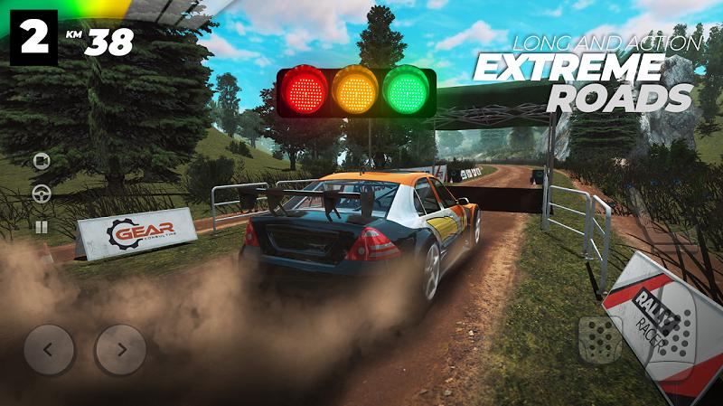 Real Rally Mod