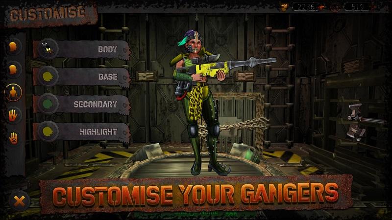 Necromunda Gang Skirmish Mod Apk