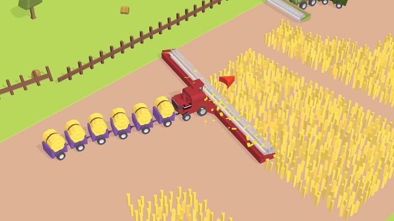 Harvest.io mod