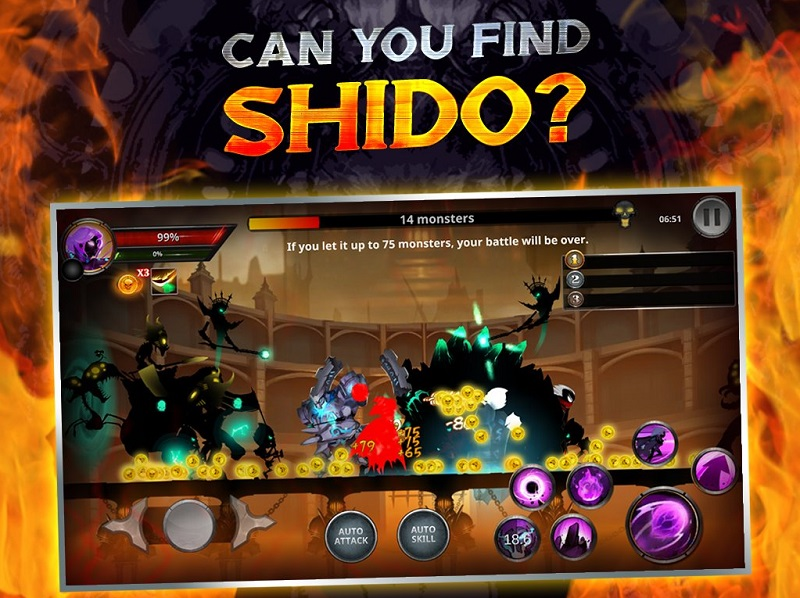Stickman Legends Shadow Wars Mod Apk