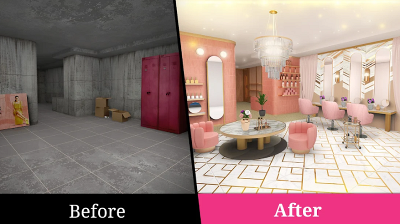 mod My First Makeover
